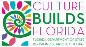 Culture Builds Florida Logo (2021)