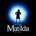 Matilda The Musical Full Art Vertical Vortex Logo